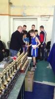 Боксер Денис Егрищин стал чемпионом первенства города Рязани по боксу