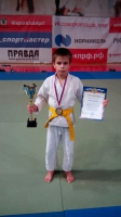 lX Традиционный Межрегиональный турнир по дзюдо среди юношей 2005-2007 г.р. в г.Климовске