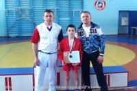 Рязанский самбист из «Юпитера» Виталий Харитонов выиграл Всероссийский «афганский» турнир, у рязанцев – 6 медалей