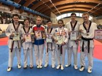 Рязанские тхэквондисты из «Юпитера» и областной федерации завоевали 7 «золотых»,16 наград Всероссийских соревнований в столице