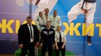 Рязанские мастера джиу-джитсу из «Юпитера» завоевали 7 медалей Кубка России