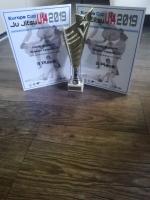 Рязанский боец джиу-джитсу из «Юпитера» Максим Ступишин завоевал две «бронзы» на Кубке Европы в Голландии