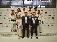 Рязанская «великолепная семерка» выиграла командный турнир на Первенстве мира по джиу-джитсу в ОАЭ