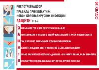 Информационные материалы по коронавирусной инфекции (2019-n-CoV)