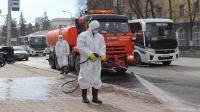 Вниманию жителей города Рязани! С 19 часов будет проводиться дезинфекция города
