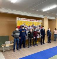 СШОР «Юпитер» открыла новый спортклуб «Штурм» в Дашково-Песочне