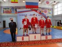 Самбист-«юпитерец» Виталий Харитонов завоевал «бронзу» Всероссийского харлампиевского мемориала