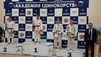 Спортсмены «Юпитера» взяли 110 наград на Всероссийских соревнованиях по джиу-джитсу в Рязани