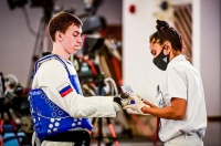 Тхэквондист-«юпитерец» Андрей Канаев поднялся в олимпийском рейтинге на 17 позиций, а в мировом – на 8