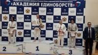 «Юпитерка» Валерия Романова стала «Мастером спорта России» по джиу-джитсу
